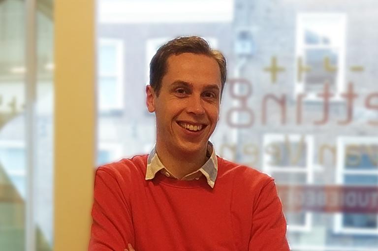 Erwin van Veen, Studiebegeleider bij Lettinga van Veen Studiebegeleiding in Zwolle