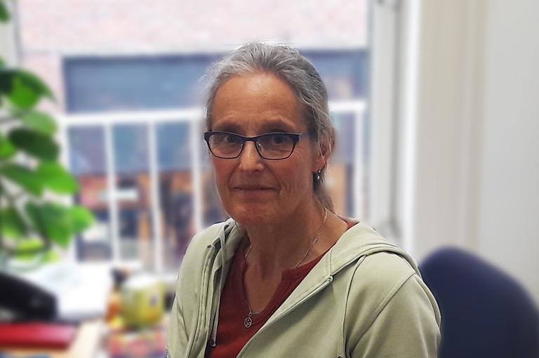 Gerda, Studiebegeleider bij Lettinga van Veen Studiebegeleiding in Zwolle